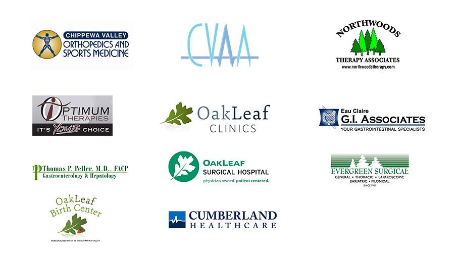 Oakleaf partner logos
